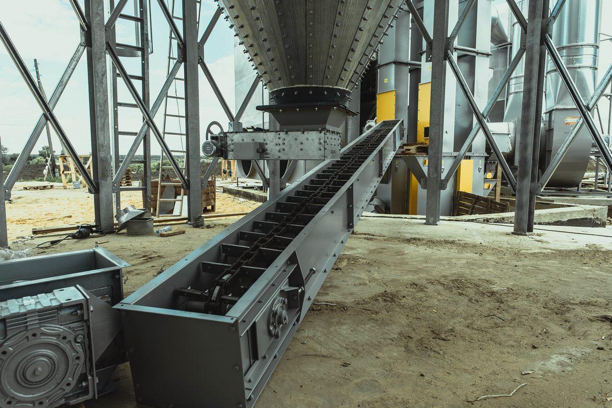 Производство шнековых транспортеров автоваз экскурсия на конвейер
